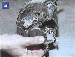 ремонт генератора автобус Исузу (ISUZU)