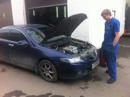 Хонда ремонт стартера