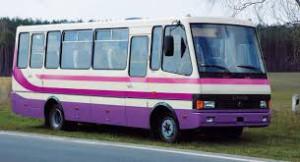 купить генератор автобус TATA