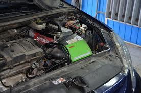 Заправка кондиционера на автомобиле